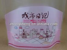 Tea bags Ziplock bags  Zipper  pouches transparent bag of dried fruit