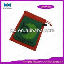 nylon pyramid shaped tea bags custom
