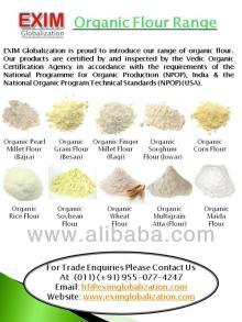 Organic Pearl Millet Flour