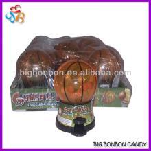 Basketball gumball machine with 20g gumball