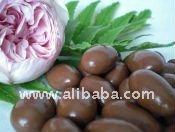 Milk chocolate covered chilli Almonds