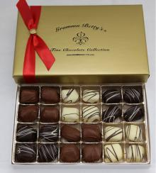 Premium Assorted Chocolate Turtles Collection