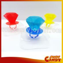 3D diamond shaped ring candy