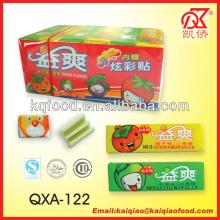 13g Tattoo 5pcs Pack Energy Chewing Gum