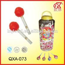 10g Halal Whistle Fruit Pop Ball Lollipop