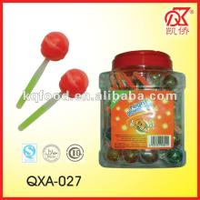 12g Halal Fruit Magic Light Stick Lollipop