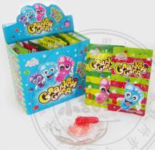 magic lollipop popping candy