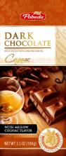 dark chocolate cognac 50% cocoa
