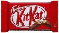 Kit Kat 4 Fingers Chocolate Bar 45g