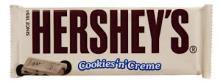 Hershey's Cookies N Creme Bar 43g x 36