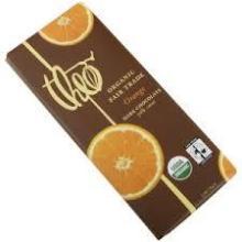 Theo Fair Trade Organic Dark Chocolate, 70% - 3 oz bar