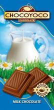 Chocoyoco milk chocolate