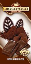 Chocoyoco bitter chocolate