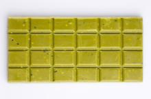 Gourmet green tea Chocolate bar