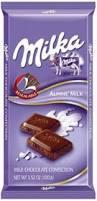 Milka Milk Chocolate Confection, Alpine Milk - 3.52 oz bar