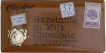 Chocolove Coffee Crunch in Dark Chocolate, 55% Cocoa - 3.2 oz bar