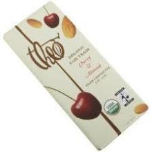 Theo Fair Trade Organic Ultimate Dark Chocolate Bar, 85% - 3 oz bar