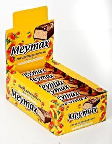 meymax milky compound mango flavoured noguat bar