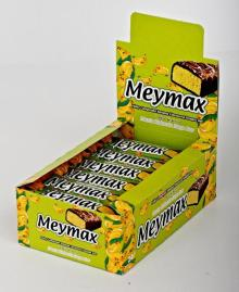 meymax milky compound banana flavoured noguat bar