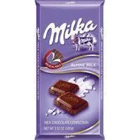 Chocolate Confection, Alpine Milk - 3.52 oz bar