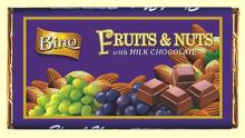 Fruits & Nuts Chocolate