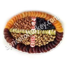 Gift Package 54, Turkish Apricot, Packed Dried Apricot, Dried Fruit, Nuts, Candy, Sweet, Confectione