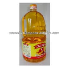 RBD palm olein cooking oil