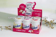 Fruity Flavors Xylitol Chewing Gum