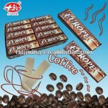 coffee flavor Europe  chewing   gum   stick  CG-001