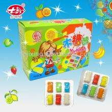 6pcs Colorful Xylitol Gum Chewing Gum XG-012