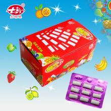 Candy Nine Xylitol Gum Fruit Chewing Gum XG-010