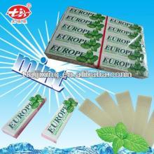 mint flavor Europe  wrigley   chewing   gum  CG-001