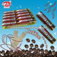 caffeine superstar stick free chewing gum CG-005