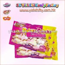 Yickchi easter candy lovely chick and duck shaped in strawberry flavour.(TFET-003)