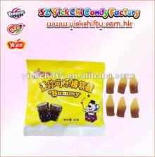 Yickchi 32g Cola bottle shaped gummy daily candy.