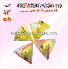 Lovely Easter  candy / duck   shaped  marshmallow/Easter cotton  candy (TFM-9047)