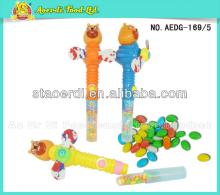 Animal Electric Fan Toy with Candy