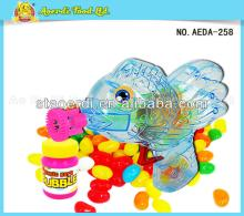Fish shaped Bubble Blower Candy Toy Gun