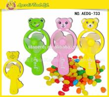 2014 Cartoon animal Fan China Toy Candy Manufacturer