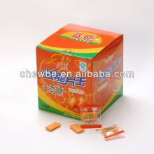 fruity chewing gum