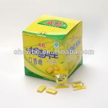 bubble gum chewing gum