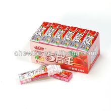 strawberry chewing sticks