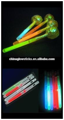 Cheap Wholesale glow  candy   stick  for party,glow  stick  for lollipop,glow  candy   stick s