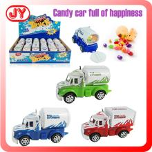 Mini car candy toy capsule for children with candy 12pcs each box new product with sounds shantou pl