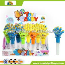 Promotional gift candy  plastic  tube toy