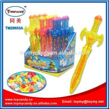 2014  toy my best selling promotion china summer  bubble   toy  with candy Super sword soap  bubble  sword t