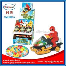 2014 most popular items plastic toy super scooter  promotion   gift  with candy