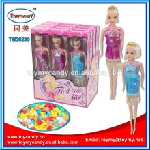 2014 canton fair new item fashion barbiee doll toys from China toy candy factory exporter lollipop t