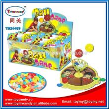 Hot new products for 2014 china supplier ball game kids games with candy most popular products in eu
