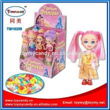 Hot new products for 2014 most popular items fashion princess beautiful baby doll with candy no 1 se